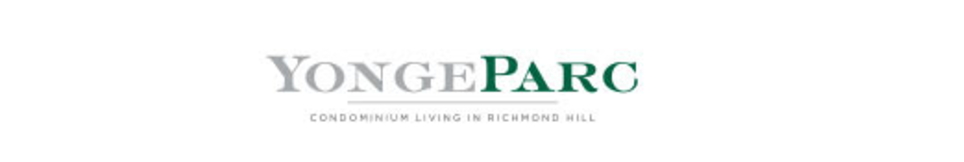 YongeParc Condominium Living in Richmond Hill